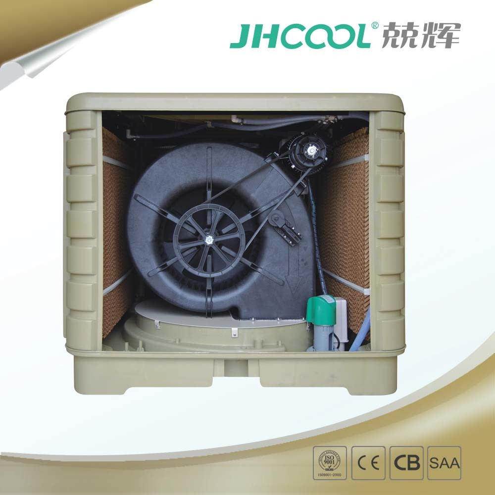 Centrifugal Fan Wall Mounted Energy-Saving Industrial Air Cooler