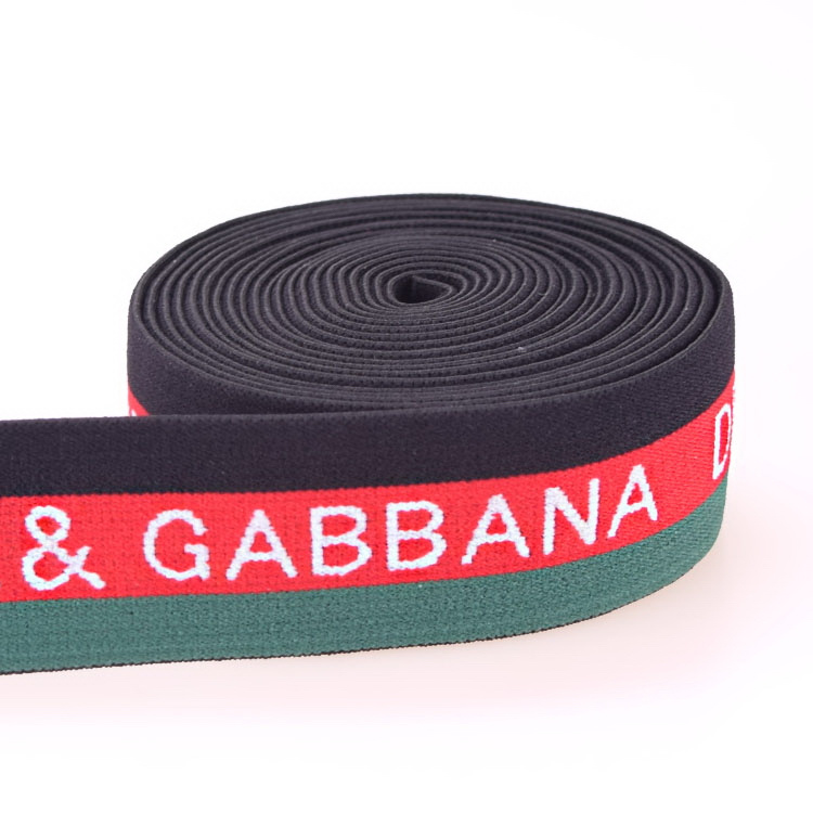 Tie Down 48mm Polyester/Nylon/Fabric Elastic Tape for Bags
