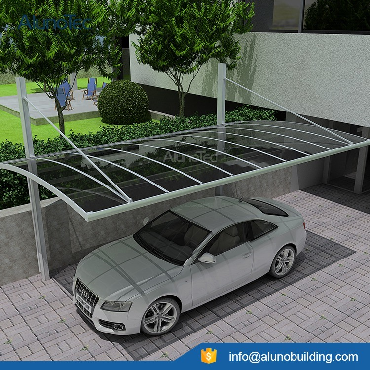 Snow Resistance Polycarbonate Sunshade Roof