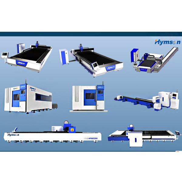 1000watt Laser Power Fiber Machine for Metal Sheet Cutting