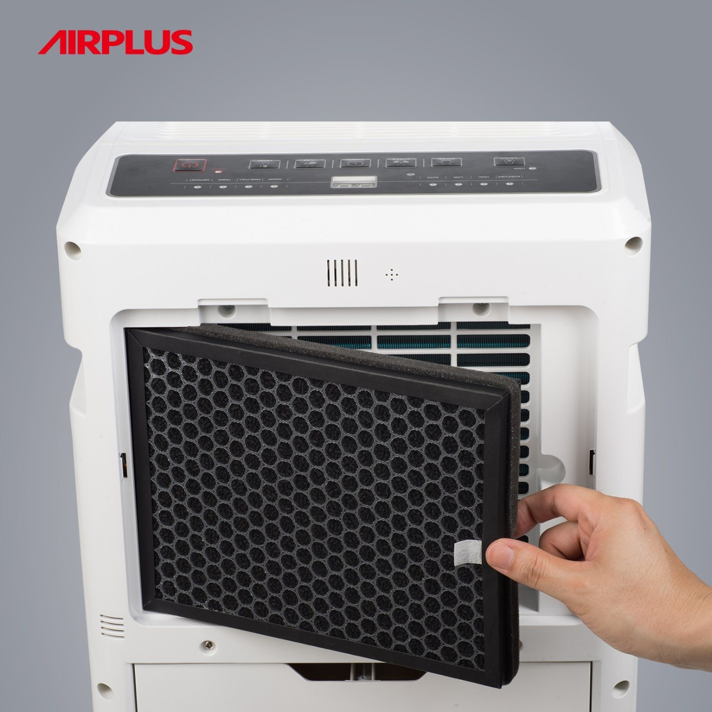 5.3L Tank Air Dehumidifier with Ionizer (AP22-501EB)