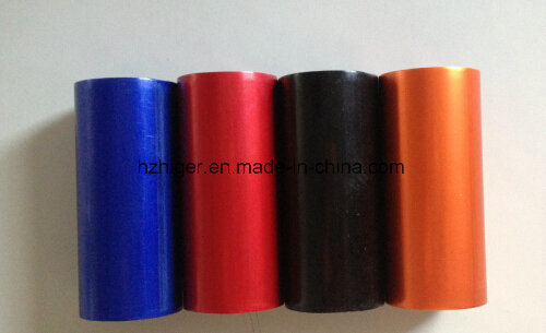 Brushed Anodising Powder Coating 6061/6063 Aluminum Extrusion Profile