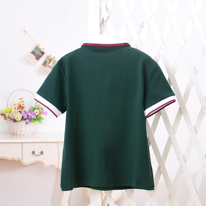 Kids Polo Tshirt Short Sleeve for Summer