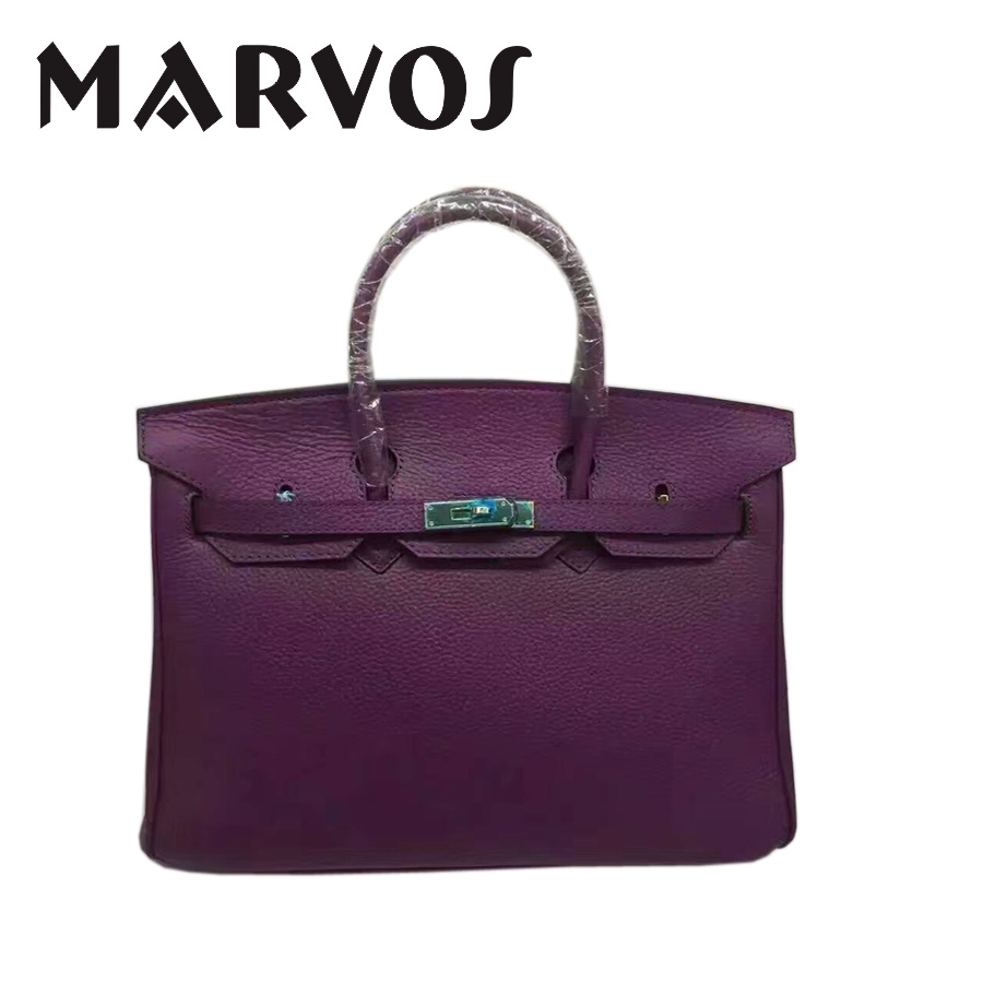 China Wholesale Leather Handbag / Lady′s Tote Handbag Ma1669