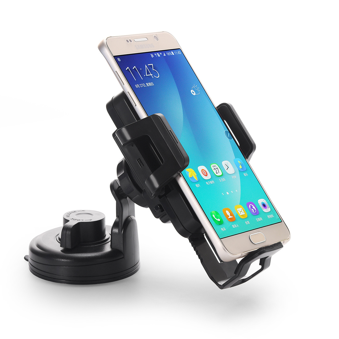 Wireless Phone Charging Bracket Qi Car Electronics Wireless Charger