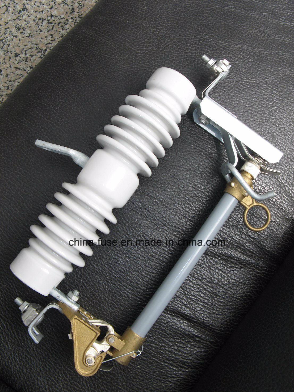 High Voltage Porcelain Fuse Cutout, Drop out Fuse 15kv-24kv