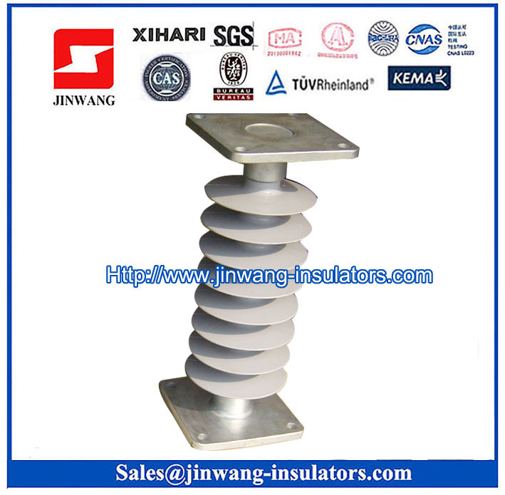 35kv Composite Post Insulators/ Polymeric Pillar Insulators
