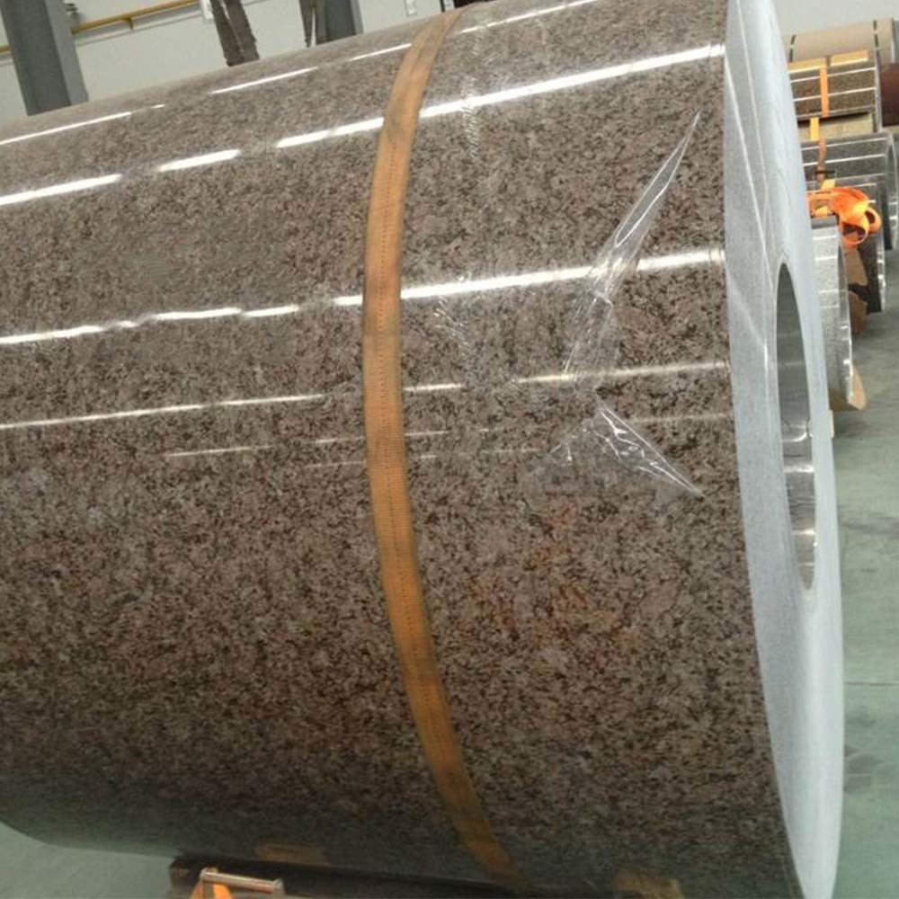 Color Coated Aluminum Coil with Customized Marble Pattern