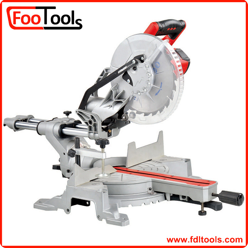 10′′ 255mm 2000W Sliding Miter Saw (220370)