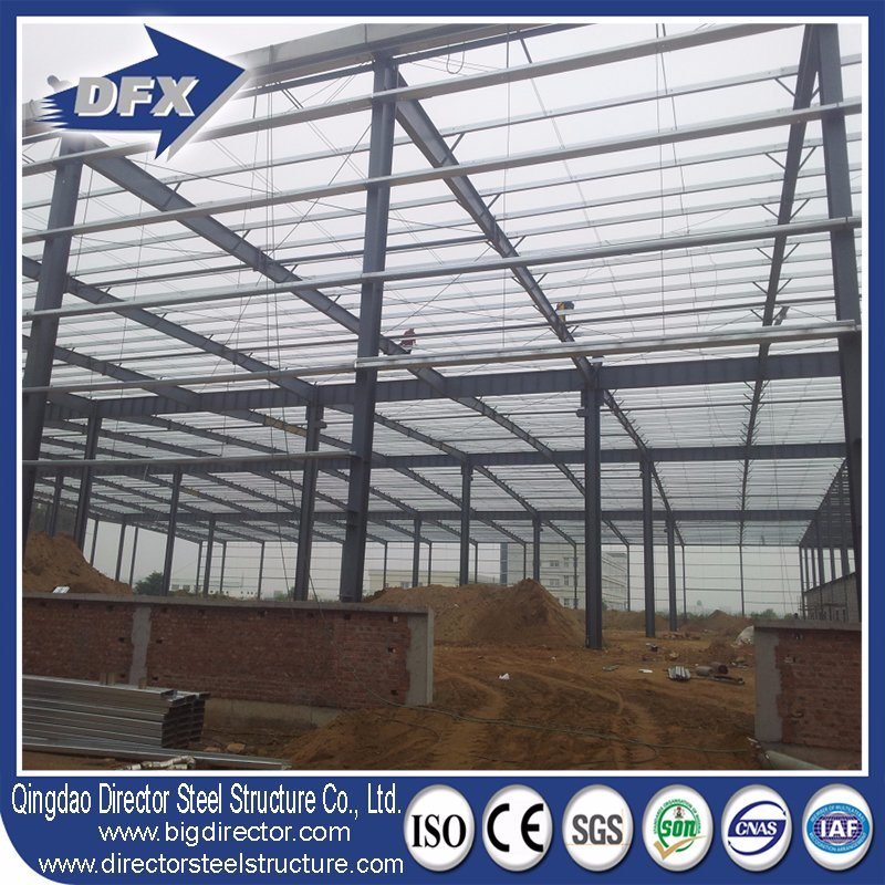 New Design Modular Steel Metal Building Construction