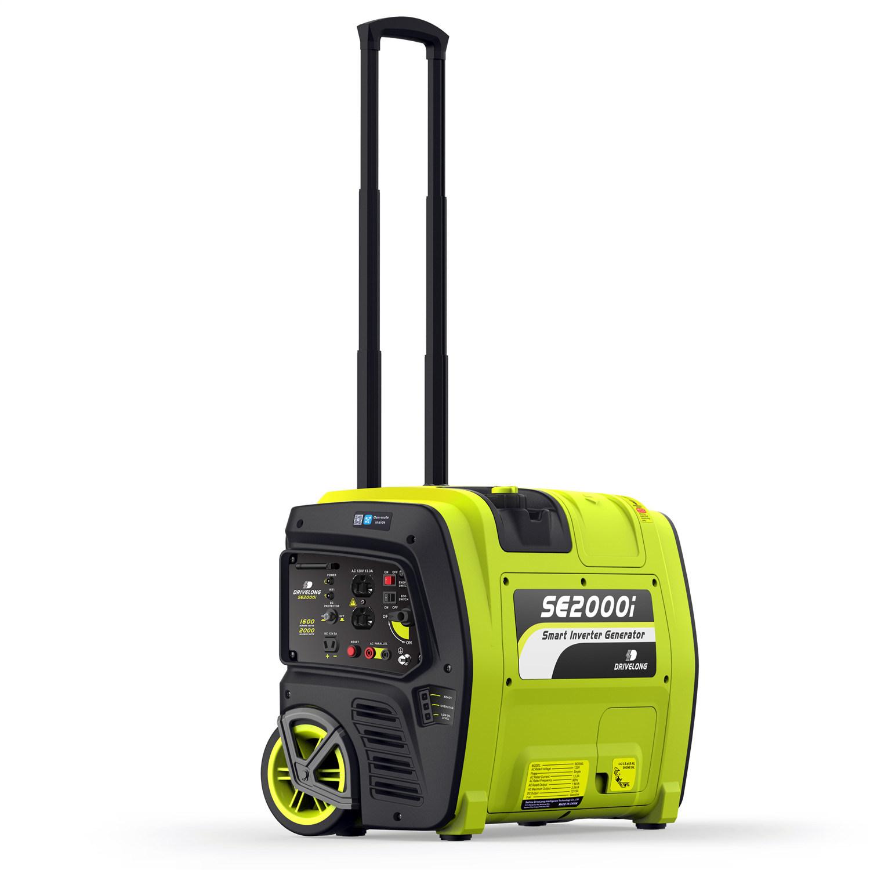 2kw Portable Gasoline Inverter Generator (SE2000I)