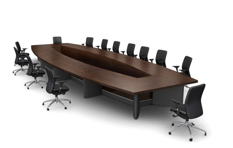 Glossy Conference Table/Conference Desk /Meeting Desk /Meeting Table (NS-NW158)