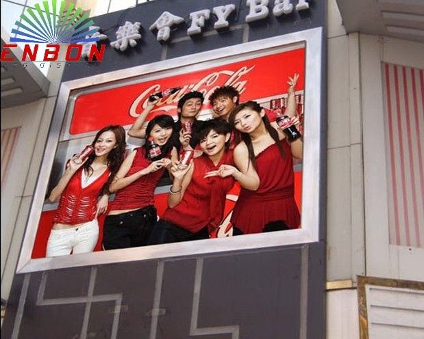 Popular P10 Outdoor Waterproof High Brightness LED Display Screen (10*6m-4*3m-6*4m)