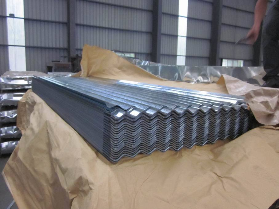 Building Material Hot Dipped Galvalume Galvanized Steel Sheet