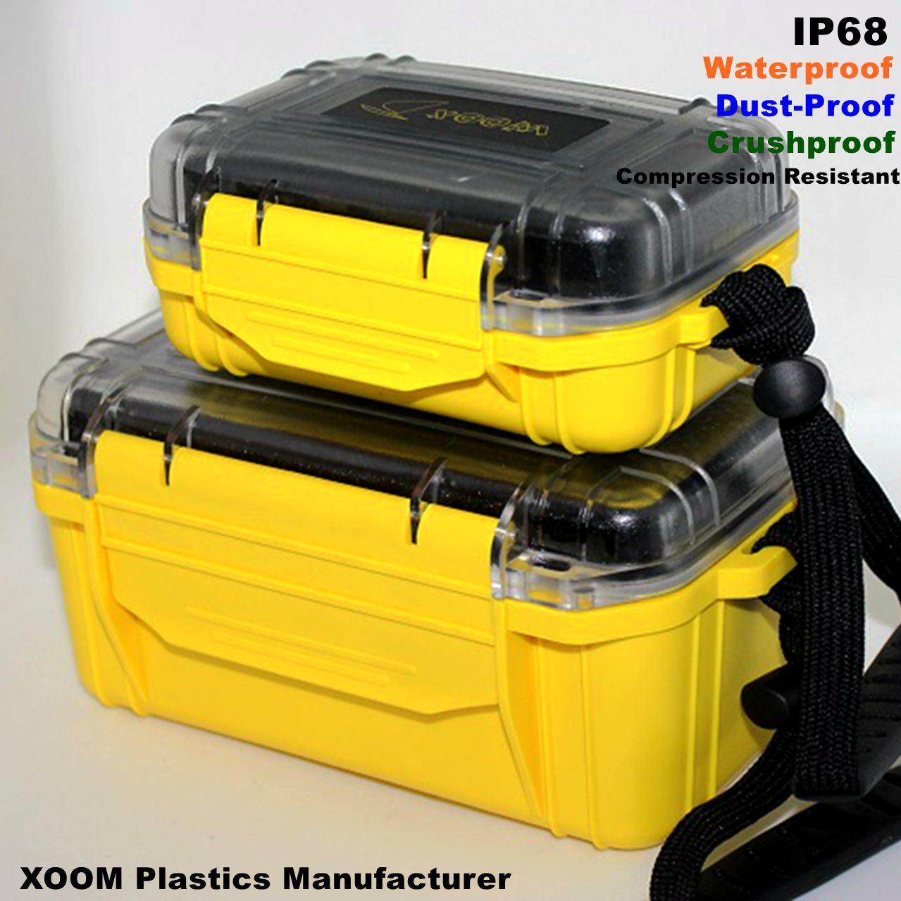 Outdoor Equipment Gift Set--Small Waterproof Plastic Box