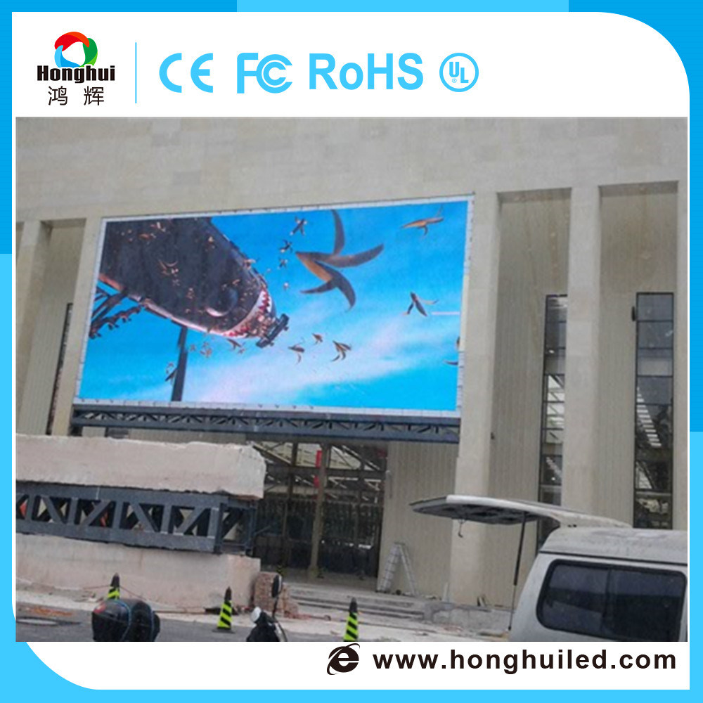 Outdoor Full Color P8/P10 LED Display Sign for Advertising Billboard