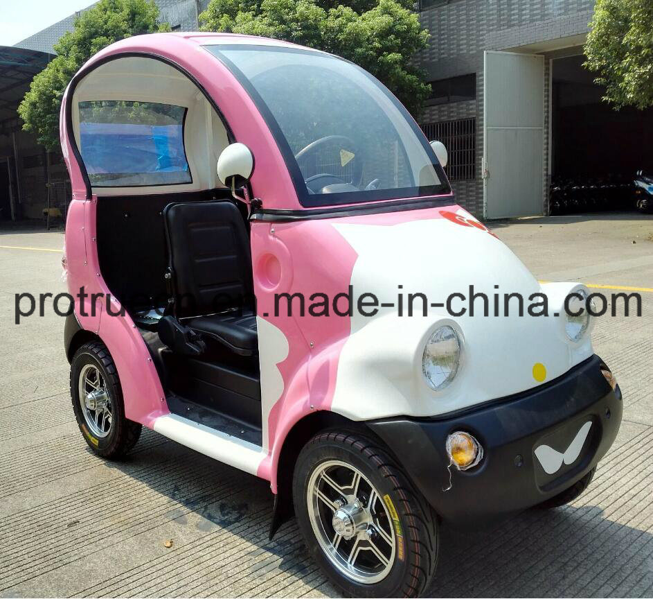 Mini Electric Car with Lithium Battery
