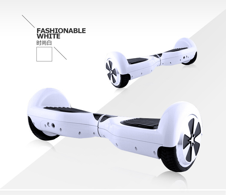 Very High Quality 6.5inch Two Wheels Balance E Scooter