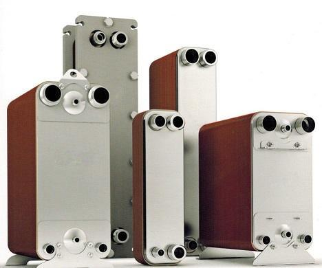 Copper Brazed Plate Heat Exchanger for Evaporative Air Cooler
