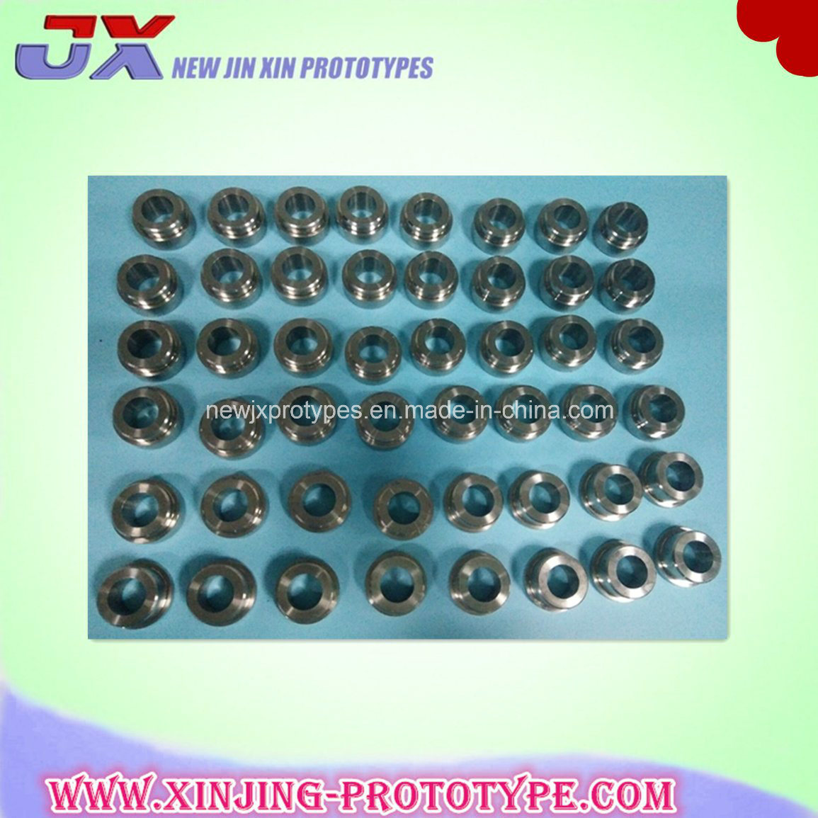Small Parts High Precision Aluminum CNC Machining From Metal Milling