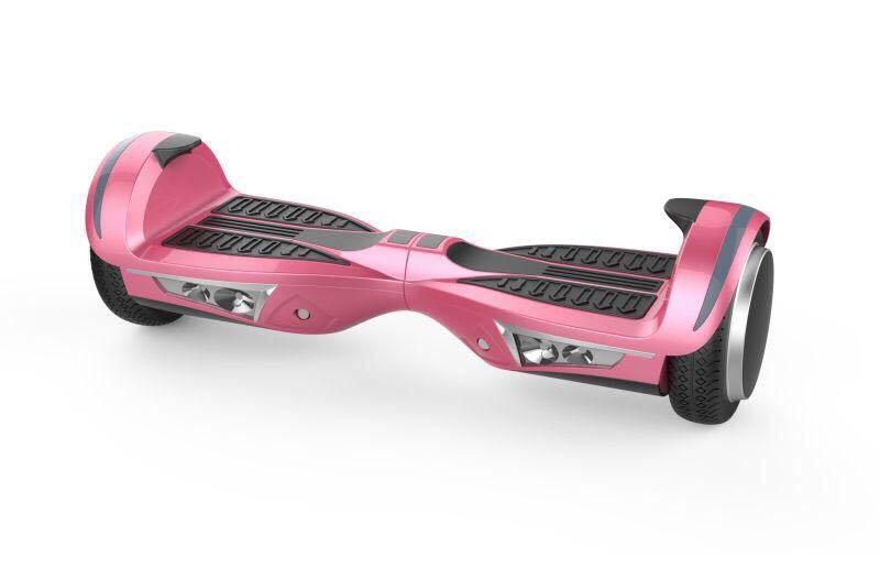 Global First Jumpable Electric Scooter Smartmey Jumpable Self Balancing Scooter Hoverboard with Bluetooth Speaker