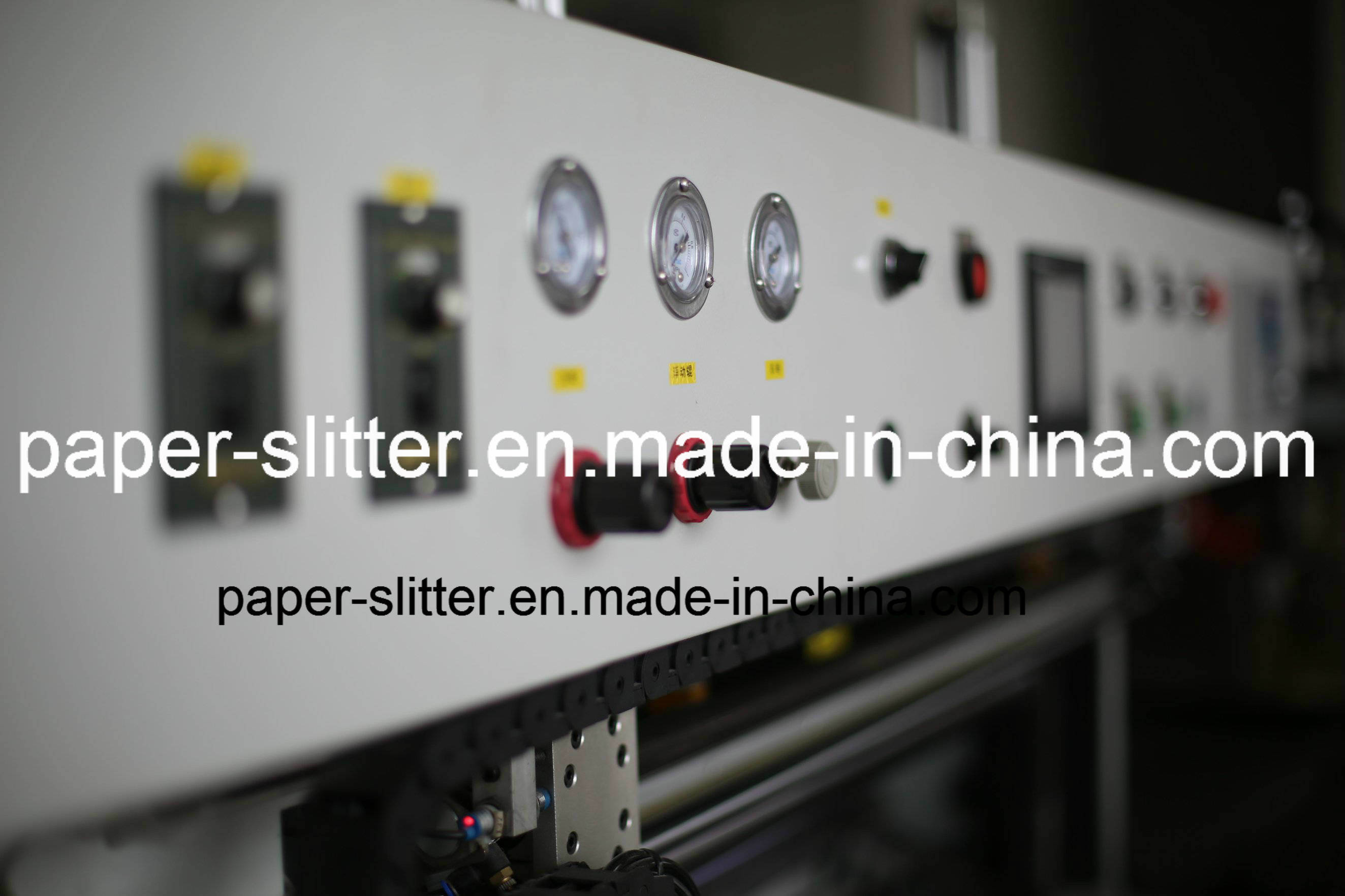 POS Slitter Packaging Line