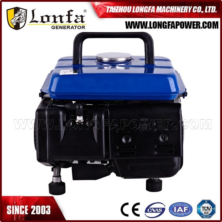 Small 950 Tiger Portable Gasoline Petrol Generator for Africa Market