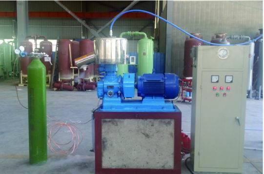 Small Liquid Nitrogen Generator (apply to Fermentation industry)