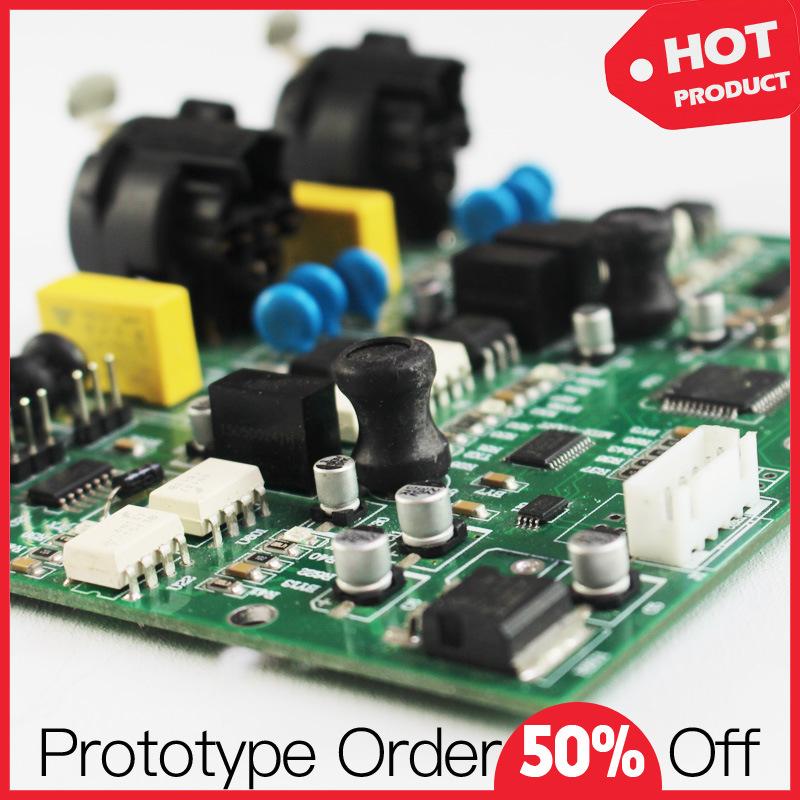 100% Test Fast Professional Prototype PCB