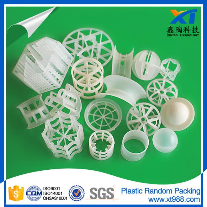 Plastic Random Packing