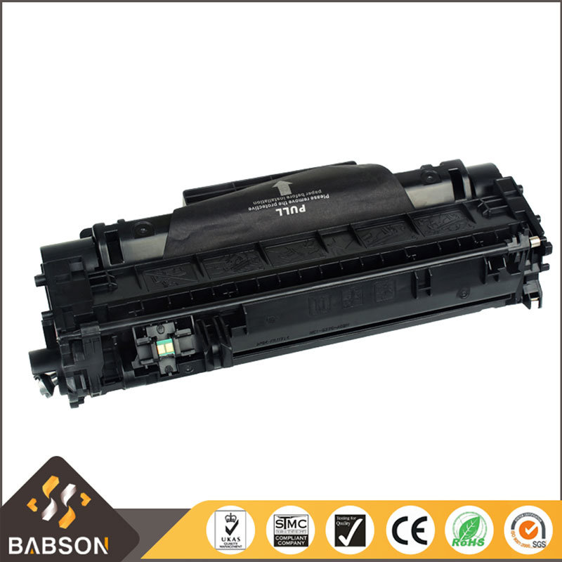 Manufacturer Directly Sale Black Ce505A Toner for HP Printer