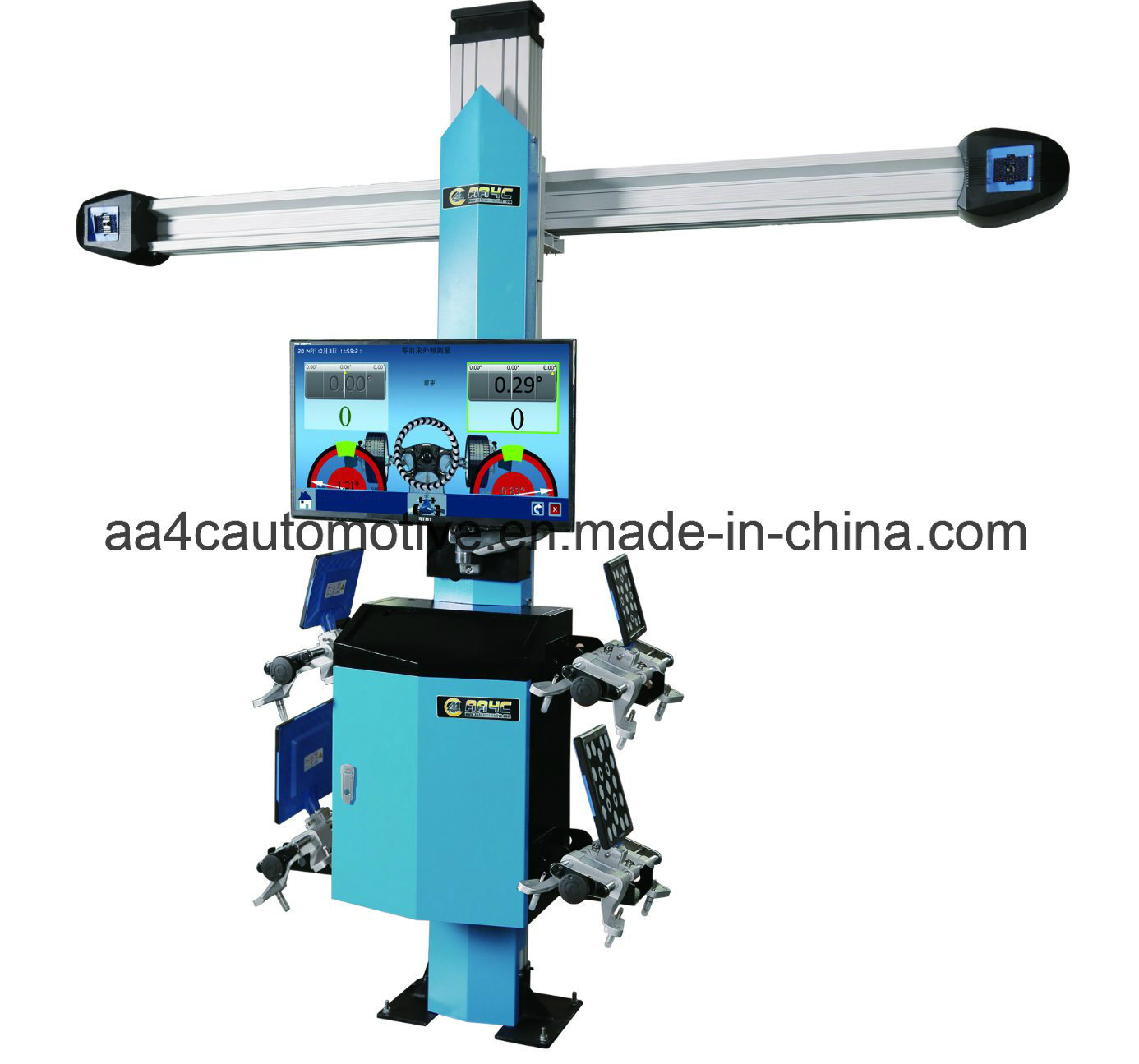 3D Wheel Alignment (DT320)
