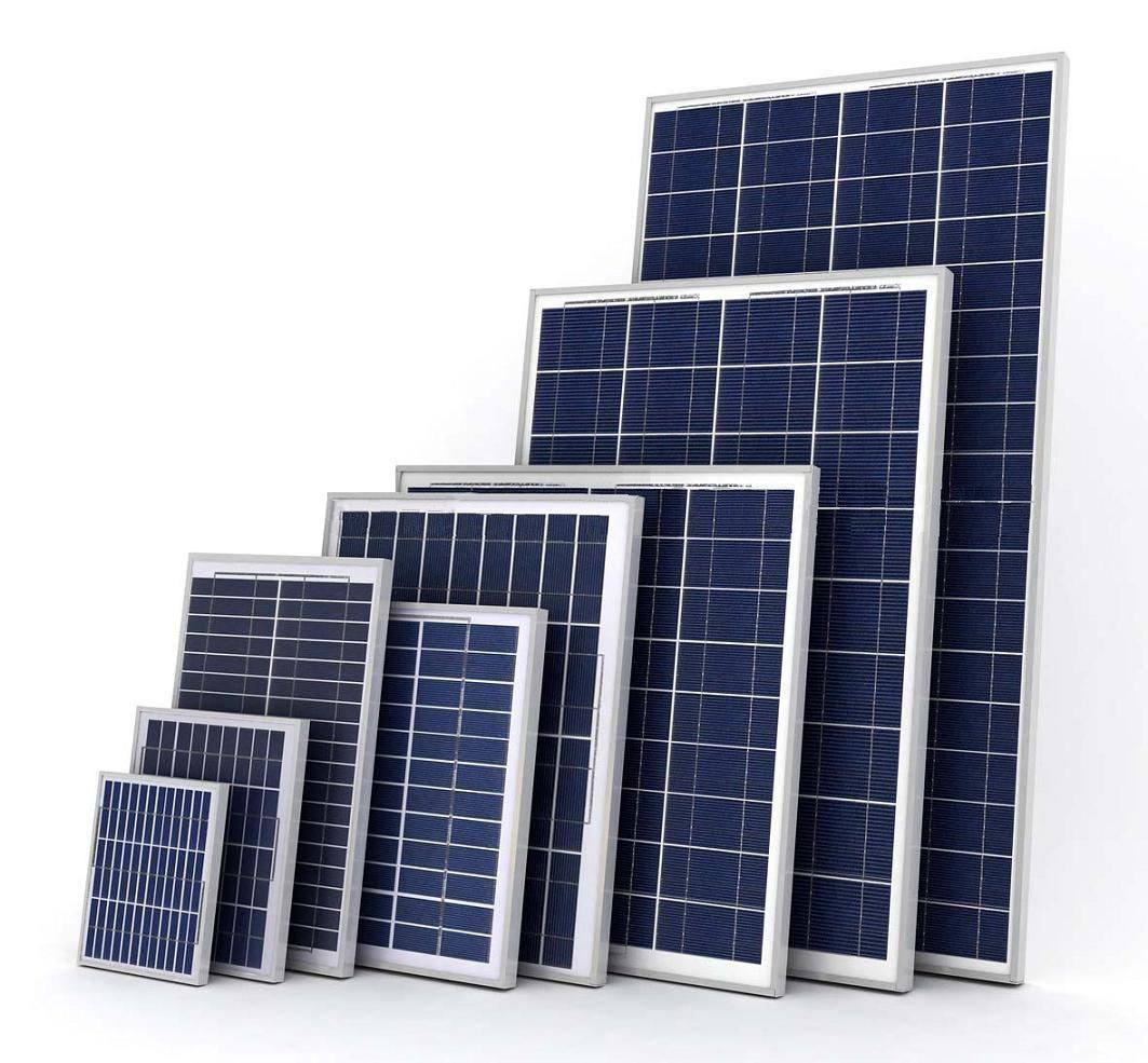 Haochang High Efficiency 265W up Solar Module Monocrystalline for off Grind System