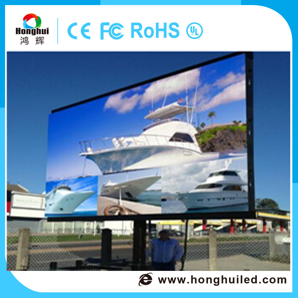 Outdoor Full Color P8/P10 LED Display for Advertising Billboard