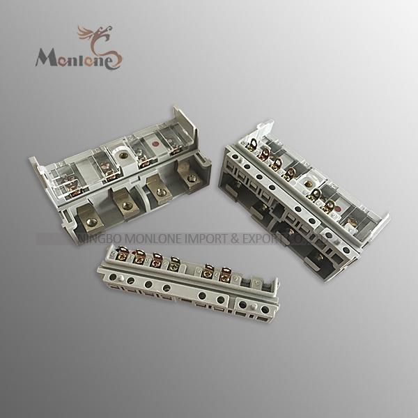 Terminal Block & DIN Rail Mount Screw Terminal Block Adapter Module & Bornier