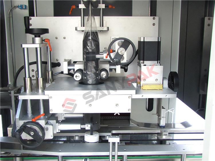 Automatic Shrink Film Sleeve Labeling Machine