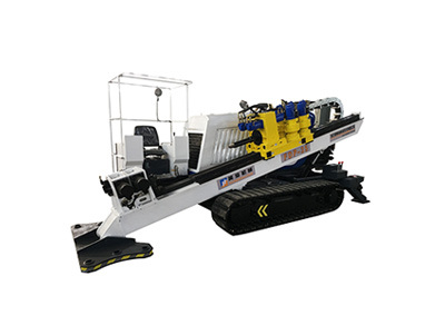 HDD Horizontal Directional Drilling Machine Trenchless Drill Rig with 350kn Capacity