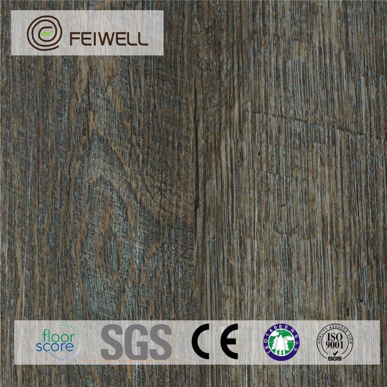 Fire Proof Indoor Eco Lvt Waterproof Cork Flooring