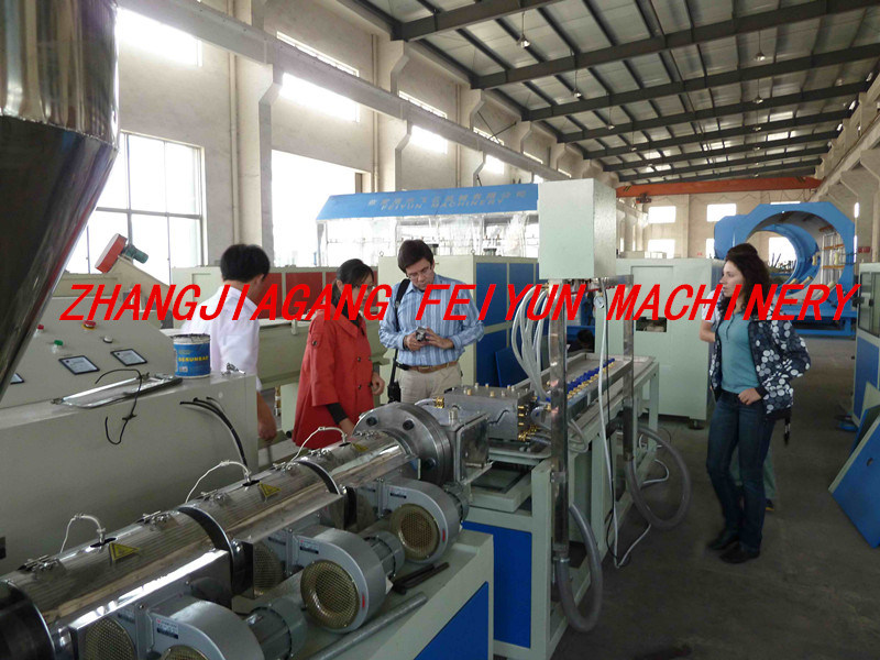 PVC Plastic Profile production Line/Making Machine