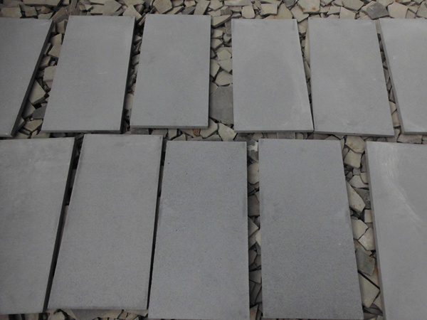 Good Quality Basalt Chinese Grey Andesite for Outdoor Paving