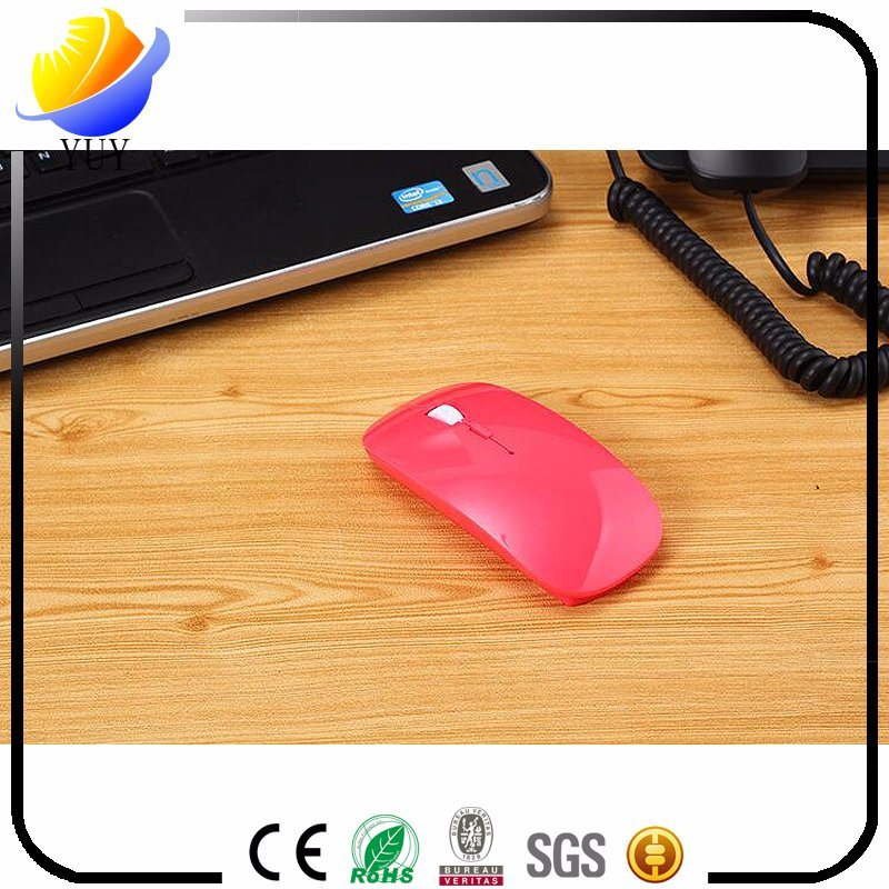 Office 1981 Ultra-Thin Wireless 2.4G Optical Mouse