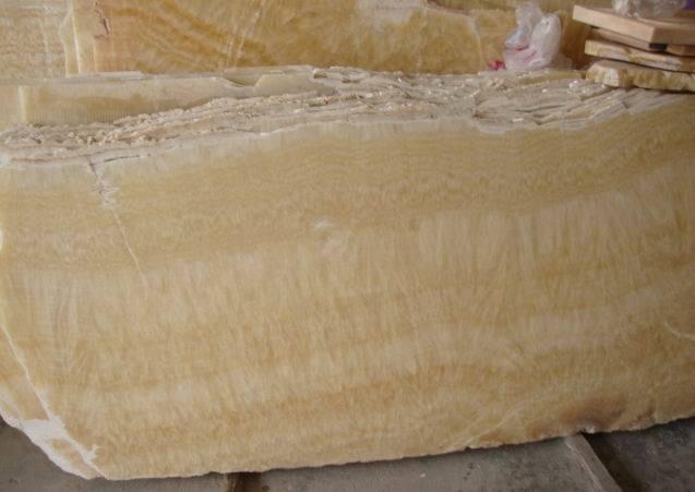 Honey Granite Slabs : China honey onyx slabs marble half