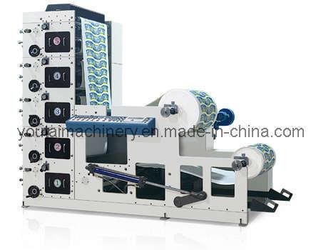Flexo Printing Machine (YT-850)