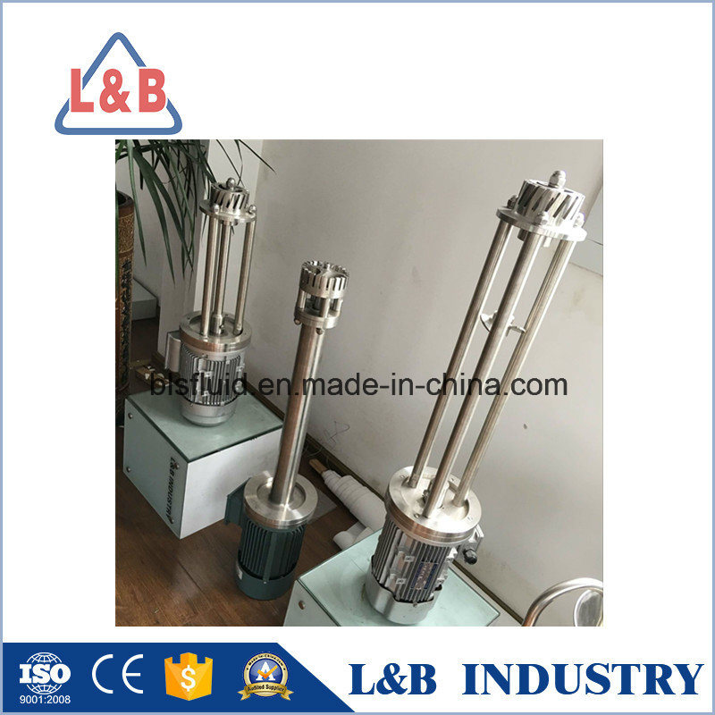 Sanitary Stainless Steel High Shear Mixer