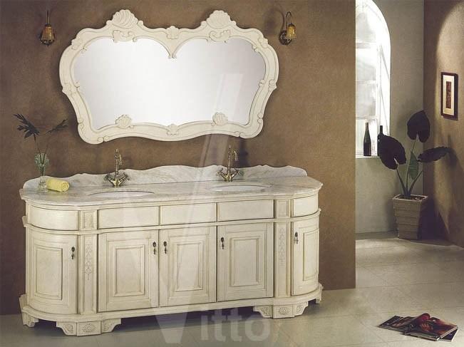 Muebles cl sicos del cuarto de ba o ca 808 muebles for Muebles de cuarto de bano antiguos