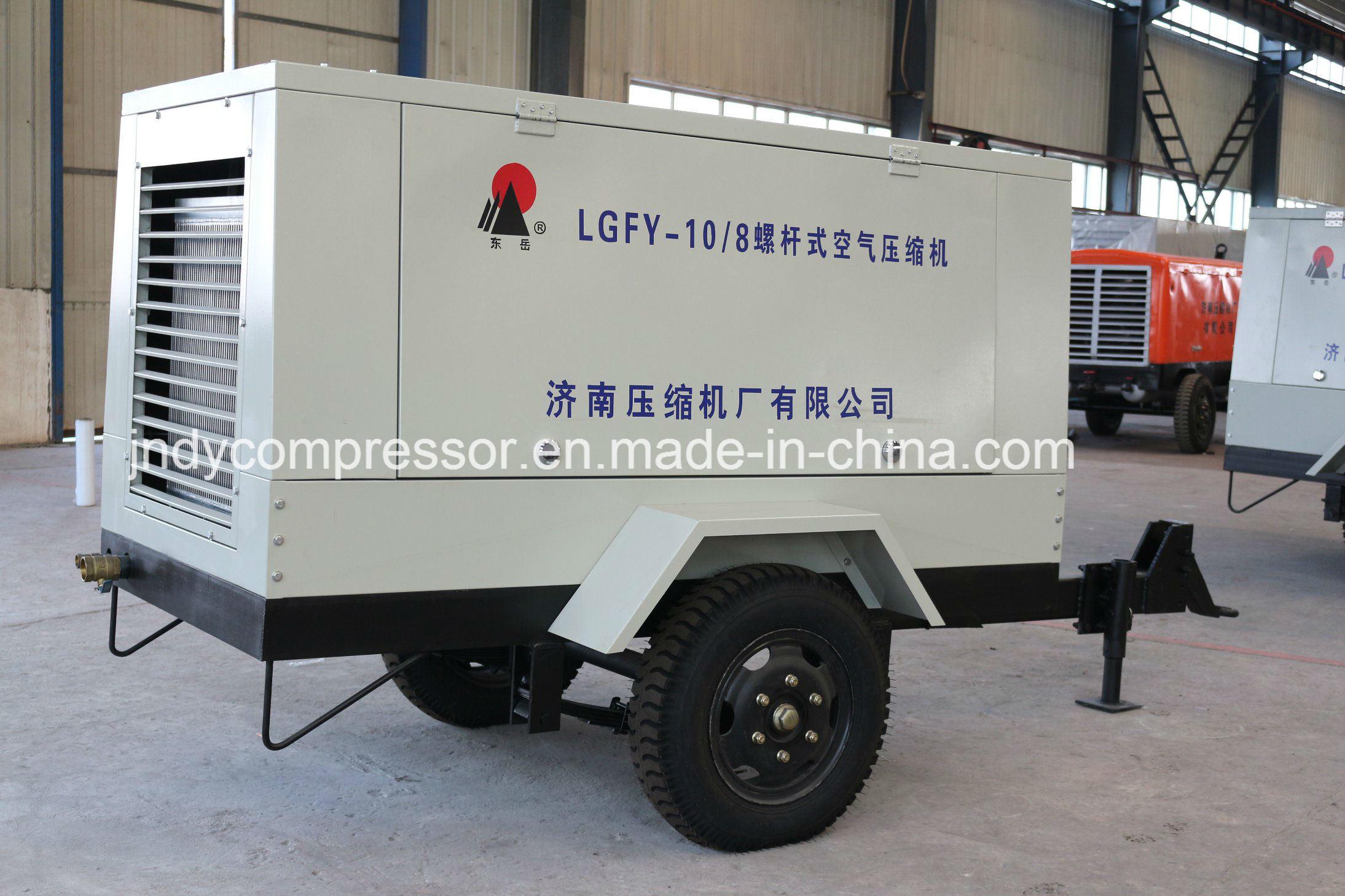 Direct Driven Screw Air Compressor