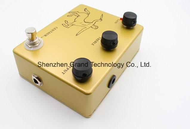 Clone Klon Centaur Gold Overdrive Guitar Pedal (JF-63)