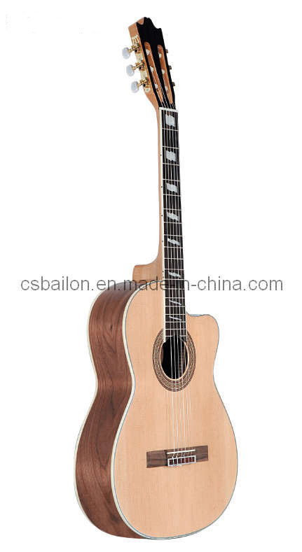 """Top Quality and Hot Sale 39""""Cutway Guitar (BLC-CB102)"""