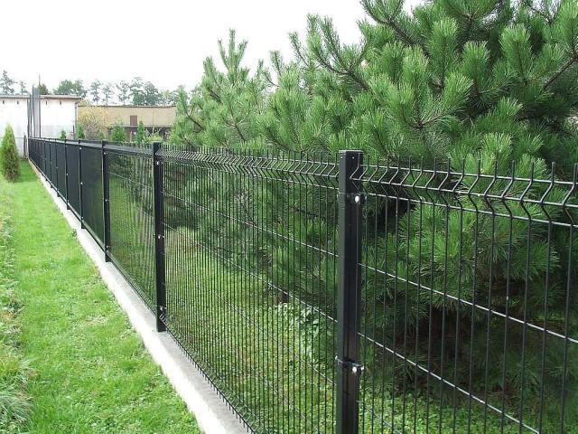 China garden security fence wire mesh