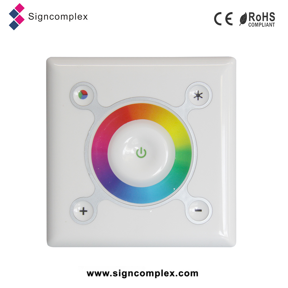 China RF Touchable RGB CE